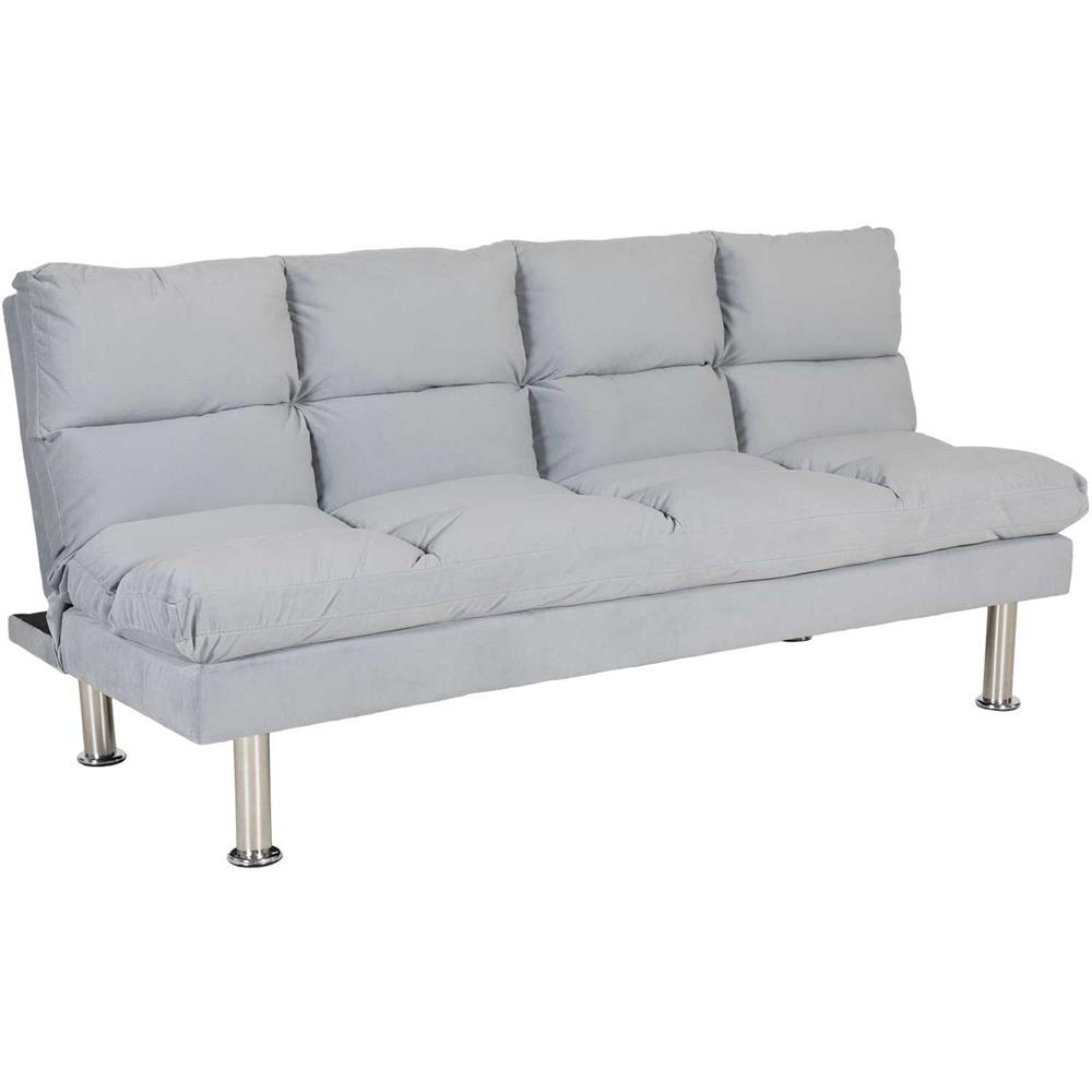 MAYFILL CONVERTA SOFA IN GREY